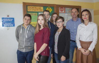 Sprawozdanie z wyborów do Samorządu Uczniowskiego