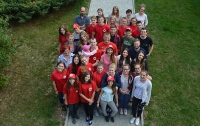 Międzynarodowa wymiana młodzieżowa PCK w Mszanie Dolnej