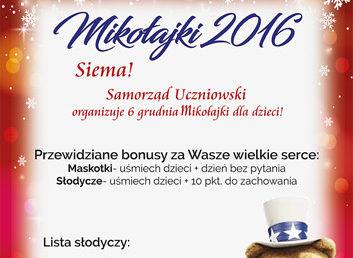 Mikołajki 2016
