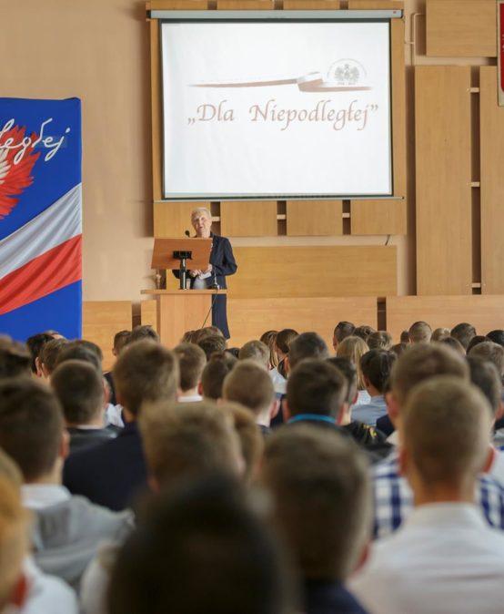 #RekordDlaNiepodległej – Obchody 100-lecia odzyskania niepodległości przez Polskę