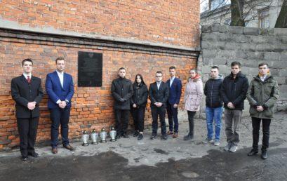 Samorząd Uczniowski i krwiodawcy pamiętali o prześladowanych