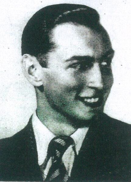 Urodziny podporucznika Józefa Przedpełskiego
