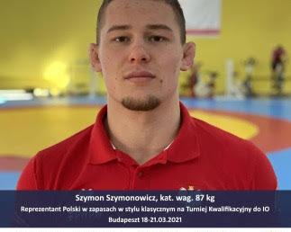 Europejski Turniej Kwalifikacyjny do Igrzysk Olimpijskich wTokio