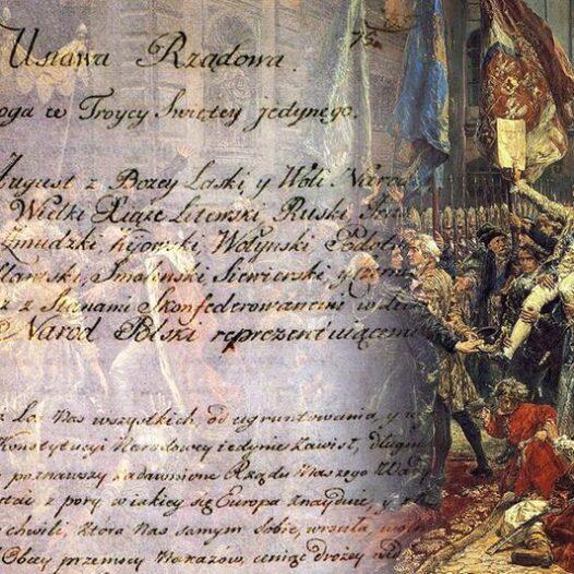 Odezwa Komitetu Honorowego Obchodów Święta Narodowego 3Maja wWojewództwie Lubelskim